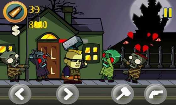 De un apocalipsis zombie y tu objetivo es defender tu pueblo de los