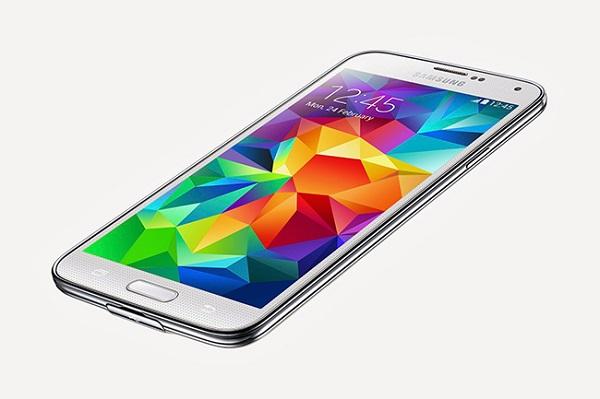 Nuevo Samsung Galaxy s5, recientemente lanzado al mercado.