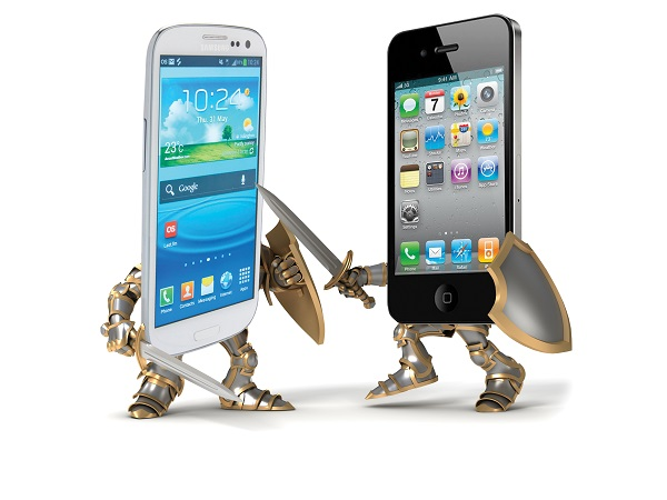 ¿Samsung o Apple? ¿Cuál debo comprar?