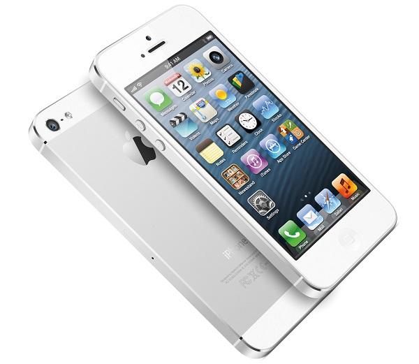 iPhone5, el blanco es el preferido de sus usuarios.