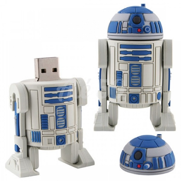 USB de R2D2 para los fanáticos de Star Wars